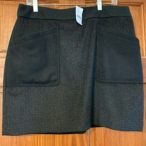 NWT J Crew Pencil Skirt, size 12